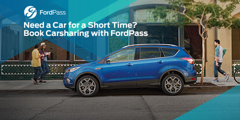 Ford Pass App